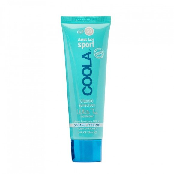 Coola - Classic Sport Face White Tea SPF 50 - 50 ml