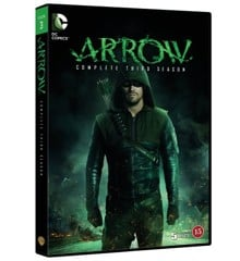 Arrow - Season 3 - DVD