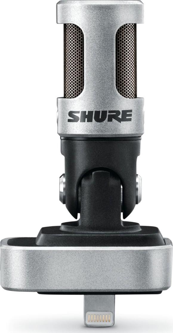 Shure - MV88 - Stereo Condenser iOS Microphone