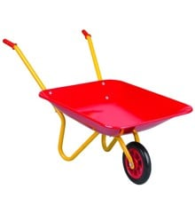 Metal Wheel Barrow (302100)