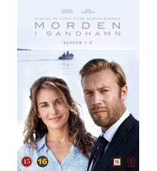 Morden I Sandhamn: Sæson 1-5 (5-disc) - DVD