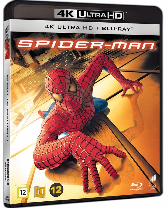 Spiderman (4K Blu-Ray)