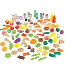 KidKraft - Deluxe Tasty Treat Pretend Play Food Set (63330)