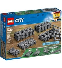 LEGO City - Tracks (60205)