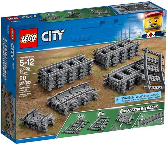 LEGO City - Treinrails (60205)