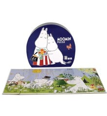 Barbo Toys - Puzzle - Moomin & Moominmamma deco Puzzle(6606)