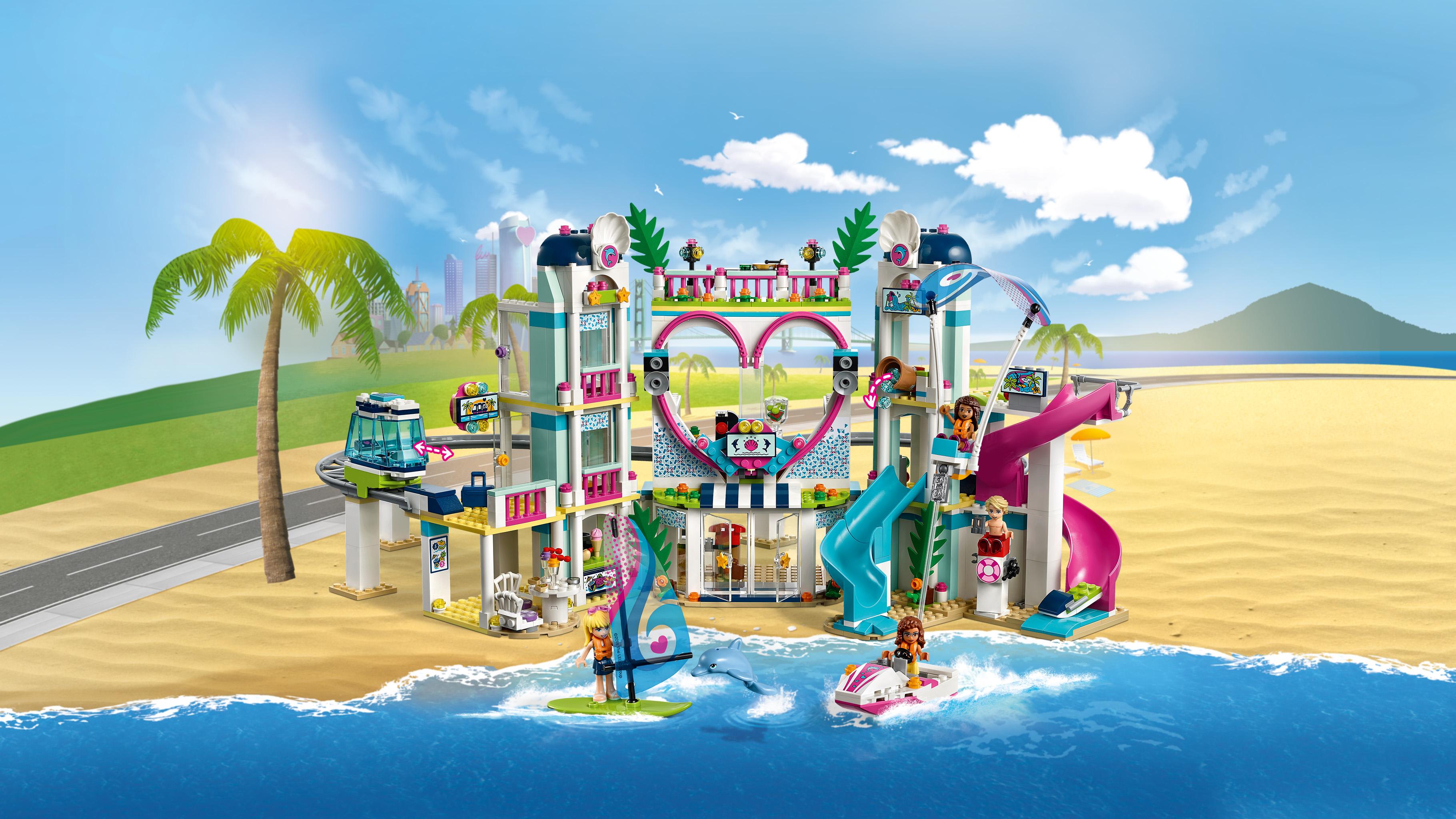Buy LEGO Friends - Heartlake City Resort (41347)