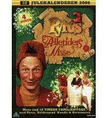 Pyrus i Alletiders Nisse (4-disc) - DVD