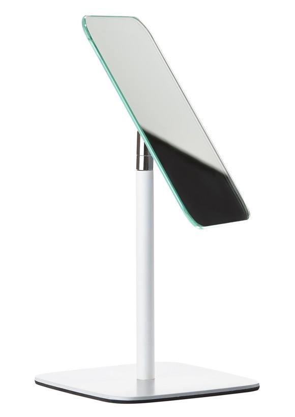 Zone - Table Mirror - White (330166)