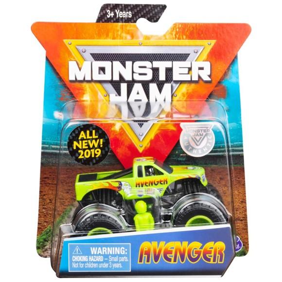 Monster Jam - 1:64 Single Pack - Avenger (20105706)