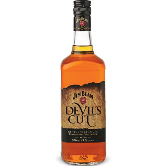 Jim Beam - Devil's Cut Whisky, 70 cl