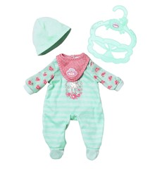 Min Første Baby Annabell - Cozy Outfit - Mint Heldragt