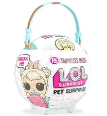 L.O.L. Surprise - Pet Surprise - Wave 1 - Blue