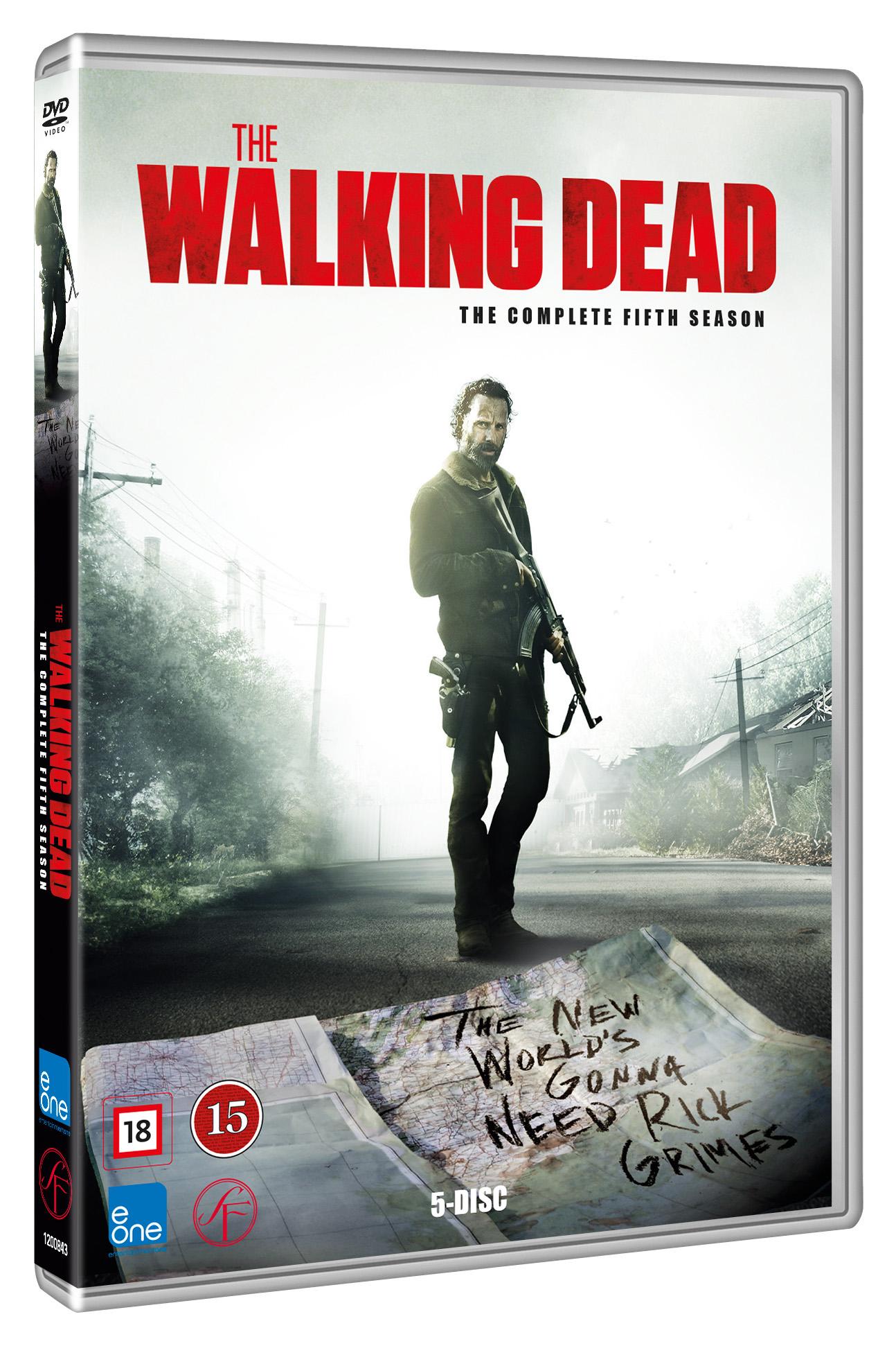 Dvd Walking Dead