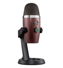 Blue Microphone Yeti Nano - Onyx Red