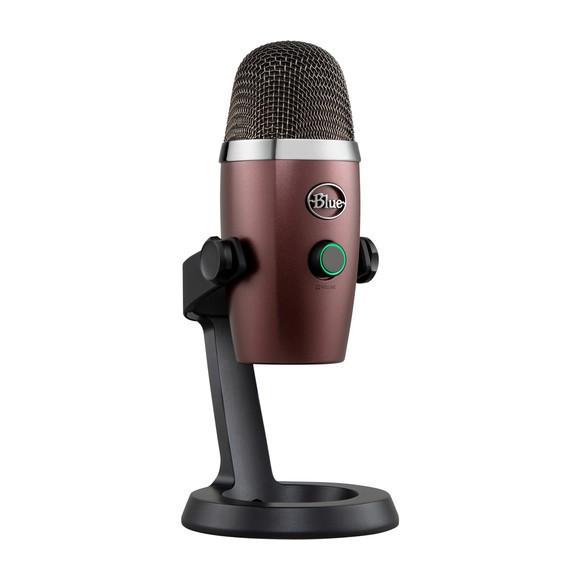 Blue Microphone Yeti Nano - Onyx Red