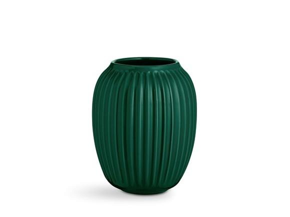 Kähler - Hammershøi Vase Medium - Green (692386)