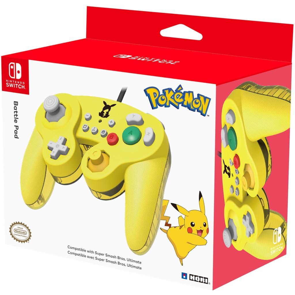 Super Smash Bros Gamepad - Pikachu