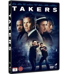 Takers - DVD