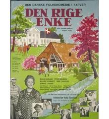 Den Rige Enke - DVD