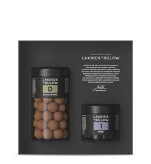 Lakrids By Bülow - Black Box D & 1 Lakrids 445 g