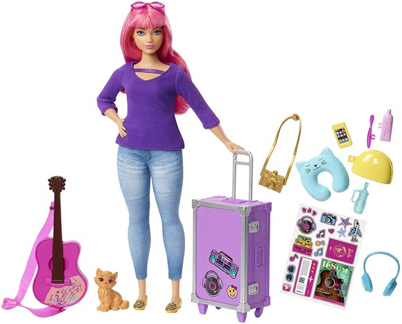 Barbie - Rejse Daisy
