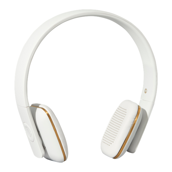 KreaFunk - aHead Headset - White (kfss01)