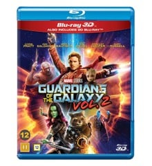Guardians of the Galaxy, Vol. 2 (3D Blu-ray)