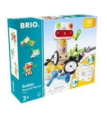 BRIO - Builder Record & Play Set (34592)