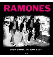 Ramones - Live In Buffalo February 8, 1979 - Vinyl