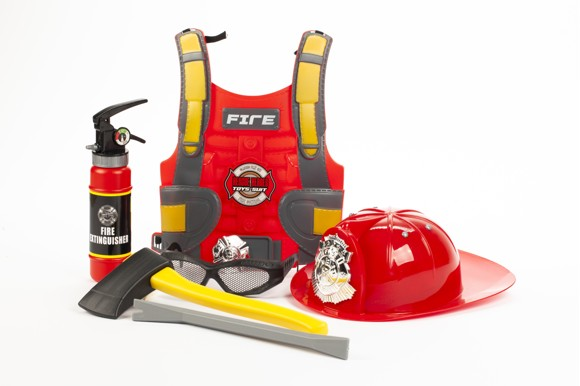 Firefighter Set - Large Box (520356)
