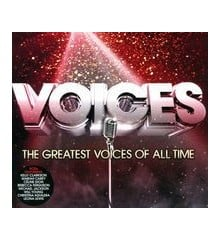 The greatest voices of all time