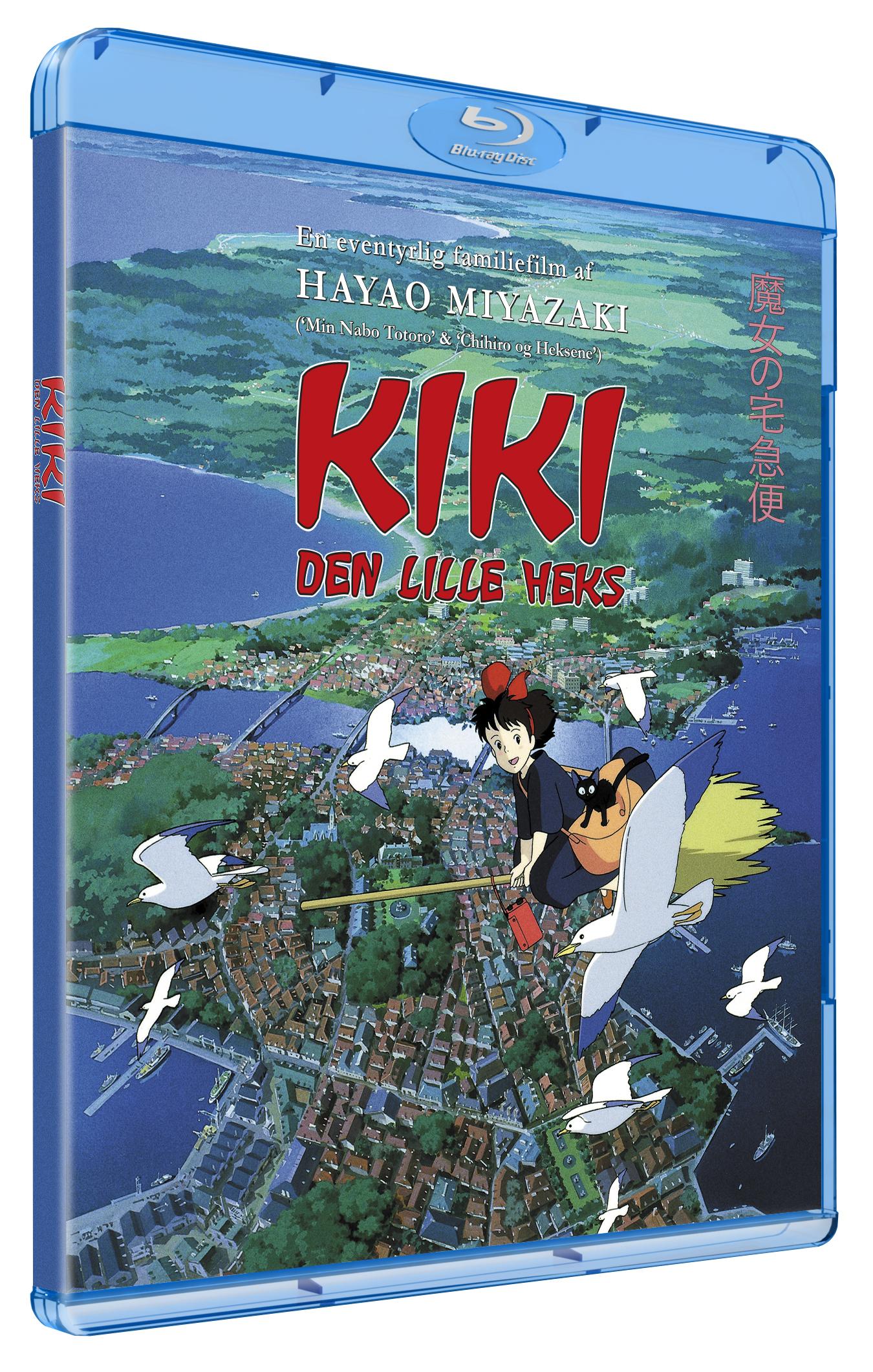 Kiki - den lille heks (Blu-Ray) (5705535060172)