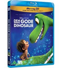 Disneys The Good Dinosaur 3D (with 2D version included)