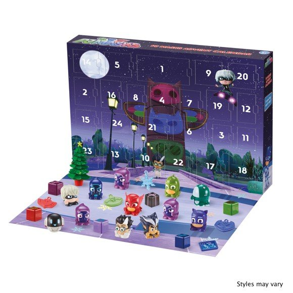 PJ Mask - Advent Calendar (10-06857)
