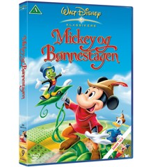 Disneys Mickey Og Bønnestagen - DVD