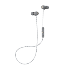 KreaFunk - aVIBE Headset - Cool Grey/Pale Gold (KFWT54)