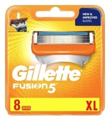 Gillette - Fusion Manual Blades XL Pack 8 Pcs