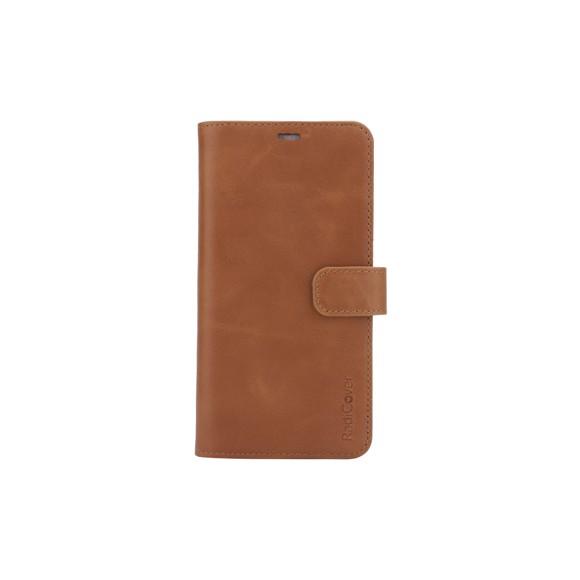 RadiCover - Strålingsbeskyttelse Wallet Læder iPhone 11 Pro Max 2in1 Magnetcover ( 3-led RFID )