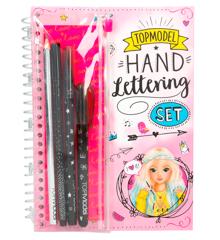 Top Model- Hand-Lettering Set (048581)