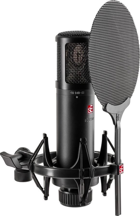 sE Electronics - sE2300 - Studio Condenser Microphone