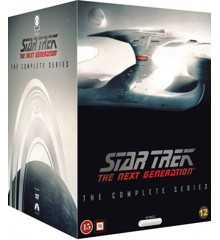 Star Trek - The Next Generation: Komplette Collection (46 disc) - DVD