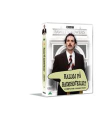 Halløj På Badehotellets Complete Coll. - DVD