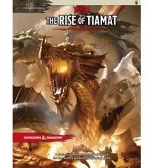 Dungeons & Dragons - The Rise of Tiamat (D&D)