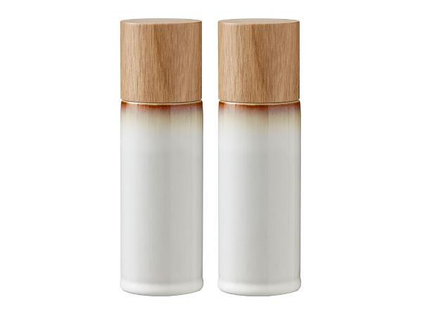 Bitz - Salt&Pepper Grinders Set - Creame (821502)