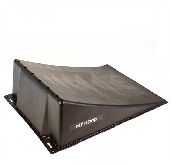 My Hood - Skate Rampe - One Way XL