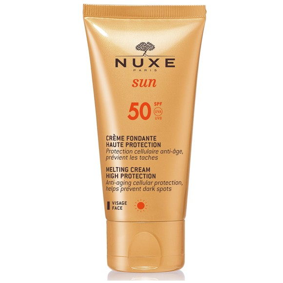 Nuxe Sun - Fondant Face Cream 50 ml - SPF 50