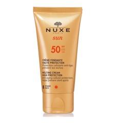 Nuxe Sun - Fondant Solcreme til Ansigt 50 ml - SPF 50