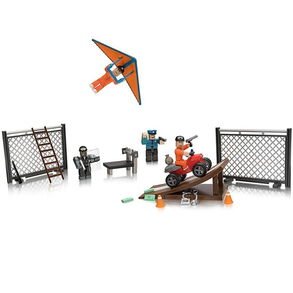 ROBLOX - Playset - Jailbreak Great Escape (JW-ROB0216)