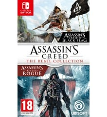 Assassins Creed Rebel Collection